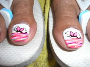 Angel's Philly Nail Salon Summer Designs