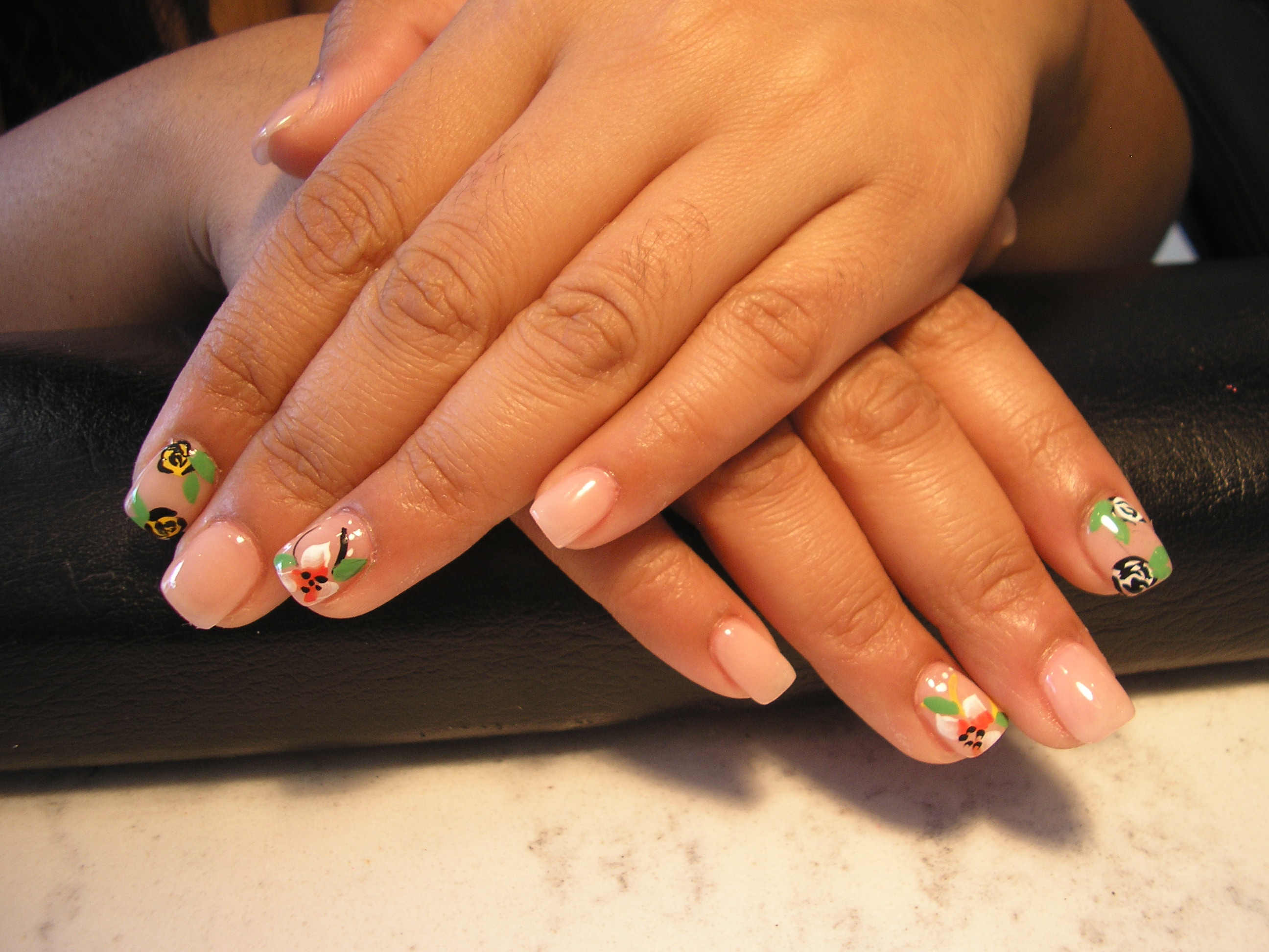 Sample Collection Of Summer Nail Designs Angels Philly Nail Salon